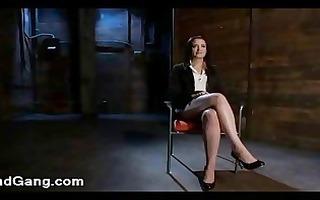 brunette chick kimberly kane gangbang