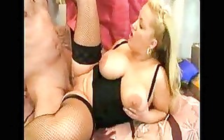 german fat gal with large naturals fucking