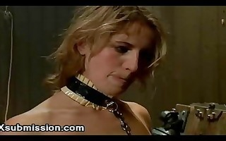bdsm sex in trio with pussies lick and