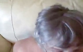 great facial on a 76 years old granny ! amateur