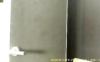 dressing room hidden webcam - topless