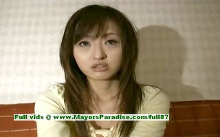 saori sinless wicked chinese girl is talking