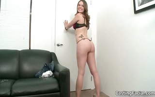 hot amateur gal acquires fully stripped part4
