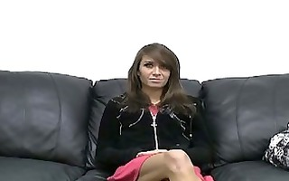 brekell face drilled on backroom casting couch