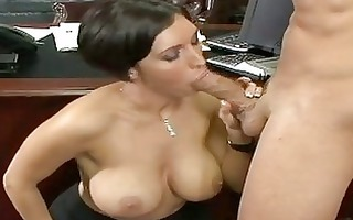 hot slut dylan ryder fills her warm throat with a