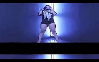 pinky xxx dance