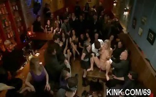 sexy charming gal acquires mind drilled