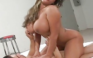 large tit mother i double teamed