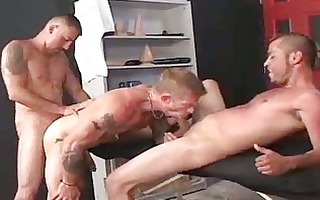 educate of cocks at a gay party