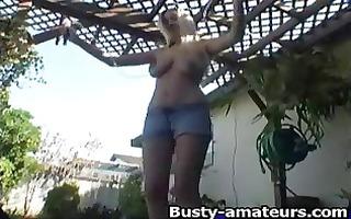 autumn skipsrope striptease
