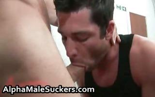 extreme hardcore homo fucking and engulfing