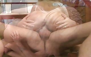 blonde brazillian anal hotttt!