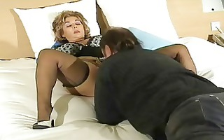 mature fuck on daybed