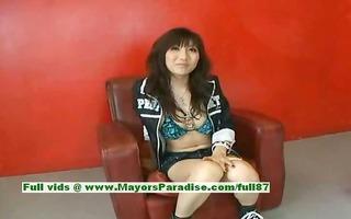 akari satsuki virginal ravishing oriental girl