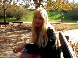 Naughty fellow removes teen girls