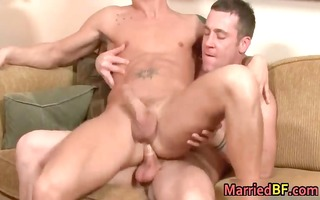 hot married dude receives his booty rimmed 5 part6