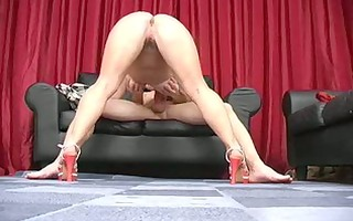 horny blond mature milf