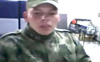 militar homosexual por web webcam