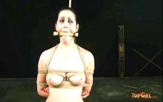 addie acquires her bra buddies fastened in an