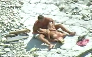 beach wang sucking voyeur movie