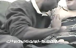 overweight darksome teen fuck by strangers with