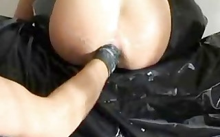 incredible amateur extreme woman with huge booty