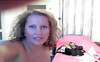 laura on livecam