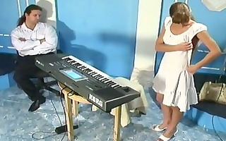 russian slavegirl punishes herself