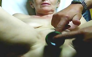 my juvenile wife masturbating in front of me