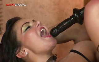 astounding pierced snatch milf engulfing part6
