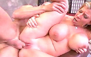 mature doxy with large pointer sisters has a