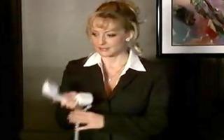 danni ashe - the flawless secretary