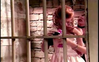 lesbian babes in jail