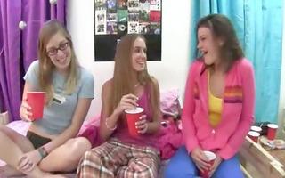 youthful student copulate schoolgirls