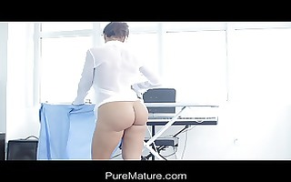 puremature hot wife thanks hubby for recent boob