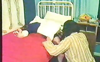 classic vintage retro - mary millington - oh nurse