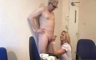 lewd couple gets caught giving oral job joy at