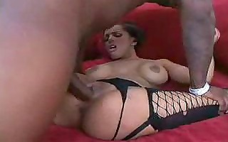 big titty and round ass harlots in nylons receive