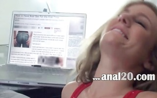 hungry hooker anal fucking at home